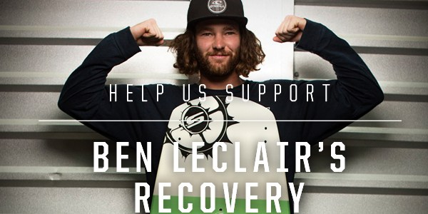 Help support Ben LeClair's recovery