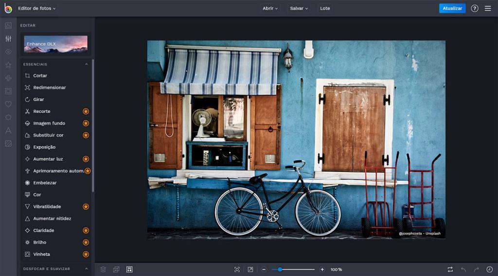 4 ferramentas online de edição de imagens 1