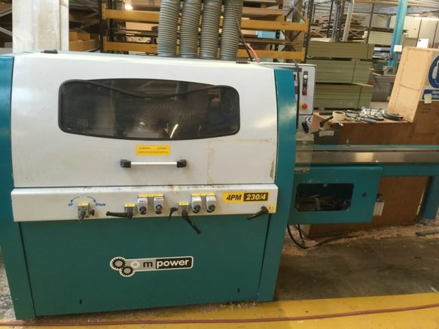 4 Sided Planer Ebay | WoodWorking