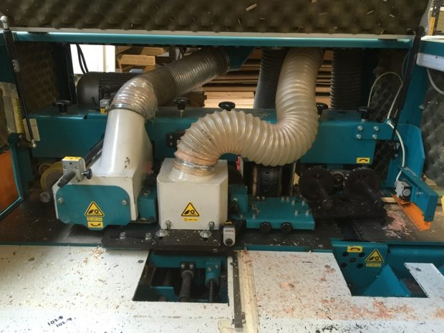4 Sided Planer Ebay