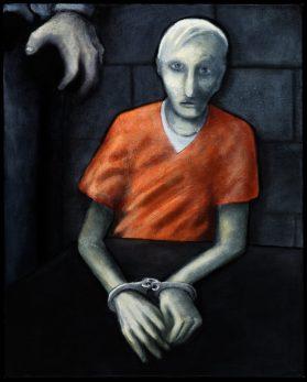 Jail Portrait Lewis