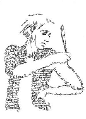 L ecriture feminine