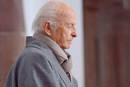 Willigis Jager, benedyktyn, mistrz zen. Założyciel Fundacji Mądrość Wschodu i Zachodu w Polsce i Niemczech