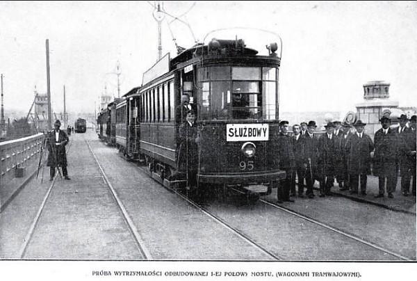 """Latające Muzeum - """"Jak Grochów połączono z Warszawą (1920-26)"""""""