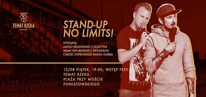 Stand-up No Limits! Maciej Brudzewski & Adam Van Bendler | Temat Rzeka