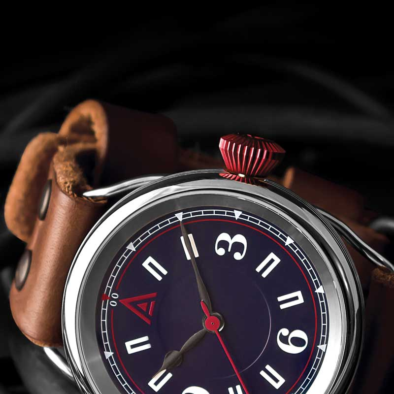 CLASSIC WATCHES BY WT AUTHOR BLUE