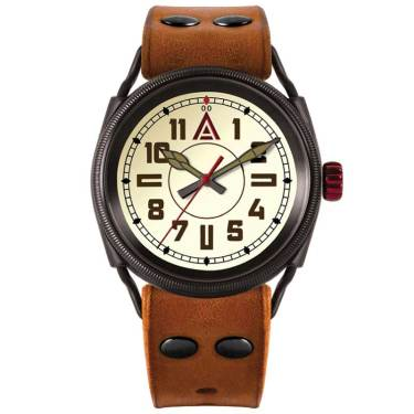 Trench watches by WT Author Front