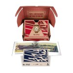 Aviation watches by wt author cream no 1940 box