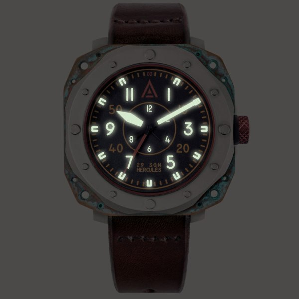 Pilots watches by wt author black no 1940 lume