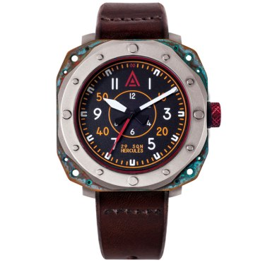 Pilots watches by wt author black no 1940 patina