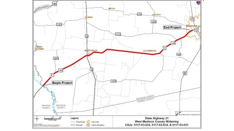 Aggie Expressway Takes Next Step & Public Hearings