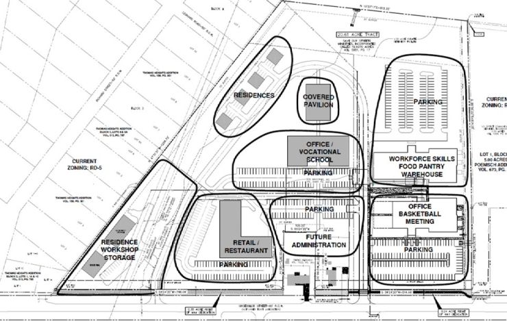 Bryan Council Approves Rezoning For SOS Ministries Future