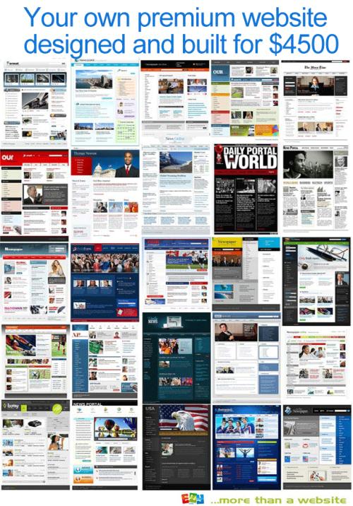 Newspaper-Magazine-Websites