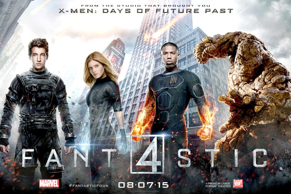 《X戰警:未來昔日》幕後團隊全新打造 2015《驚奇4超人》改變帶來重生 8月7日震撼登場 – 溫哥華真佛報