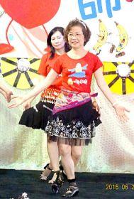 圖為舞姿曼妙輕盈p1100-14-04