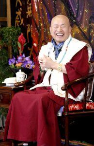 圖為法王作家蓮生活佛盧勝彥p1152-02-01