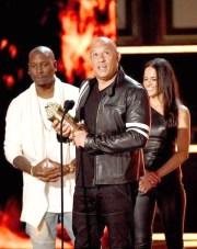 「唐老大」馮狄索獲頒「MTV世代大獎」 感性追憶保羅沃克