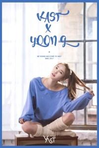 NS允智 韓國歌手NS允智簽約演員玄彬的經紀公司VAST娛樂,作為演員全新起航。對於全新的挑戰,她擁有與眾不同的熱情和不輕言放棄的韌性。尤其是以流利的英語實力為基礎,她在國內外的演藝活動也備受期待。 p1162-a6-03