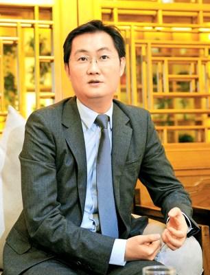 騰訊執行長馬化騰