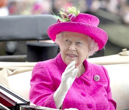 英國女王伊莉莎白二世 p1167-a4-02