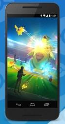 手機的《Pokemon GO》