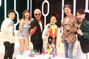 張小燕與阿KEN邀請實力唱將來《K歌大明星》歡唱 p1171-a8-06
