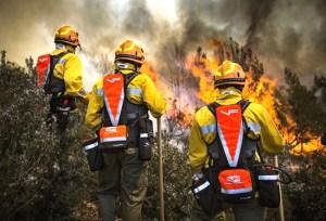 消防人員緊急救援
