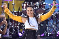 表演嘉賓Demi Lovato