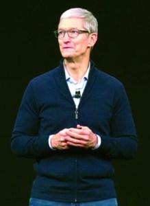 蘋果執行長Tim Cook庫克