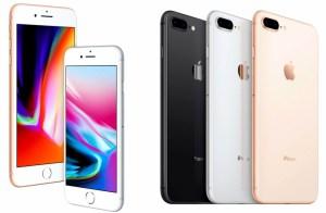 iPhone 8 三款色系