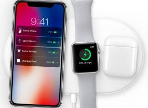 新款手機及手錶可用AirPower無線充電