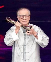 第52屆電視金鐘獎終身成就獎林福地。