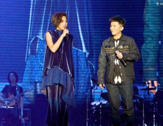 A-Lin與好友小宇合唱組曲