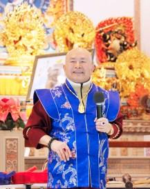 當代法王作家畫家蓮生活佛盧勝彥