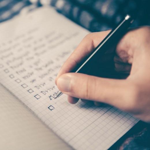checklist (Large)