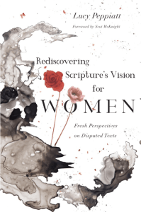 Rediscovering Scripture's Vision for Women cover