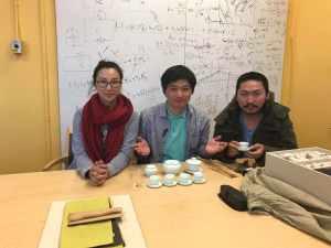 drtea-yunnan tv reporter