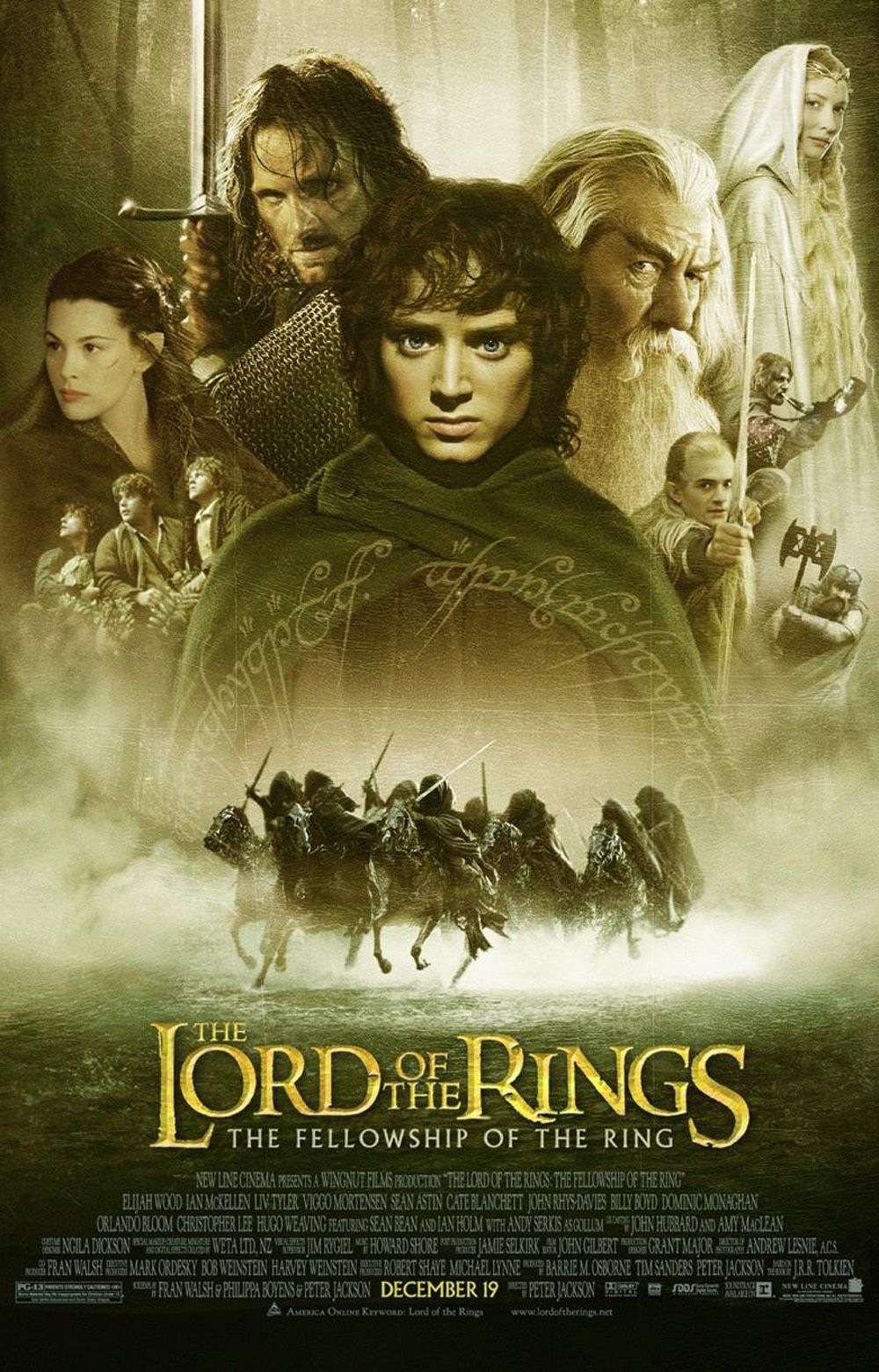 Wtf Lord Of The Rings Fellowship Of The Ring  1,2,3 Wtf