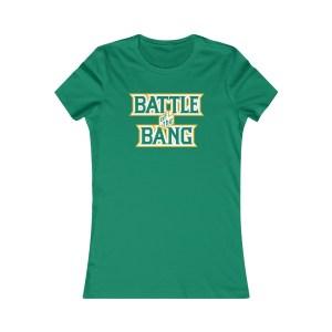 Ladies Battle of the Bang Logo Tee