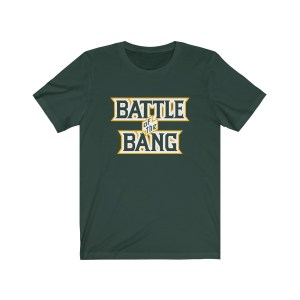 Battle of the Bang Logo Tee