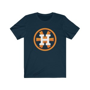 Alt Houston Asterisks Logo Tee