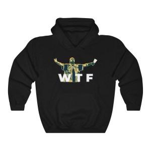 WTF Unisex Hooded Sweatshirt