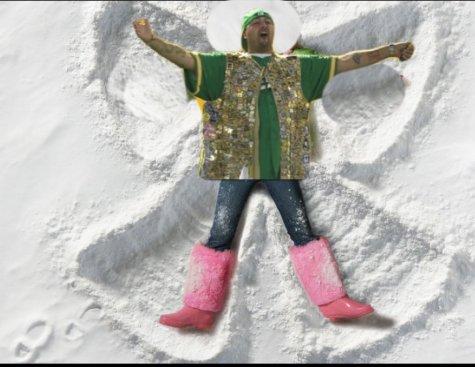 WTF snow Angels