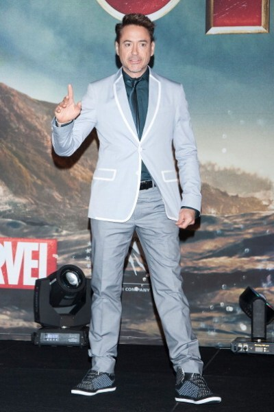 'Iron Man 3' Press Conference