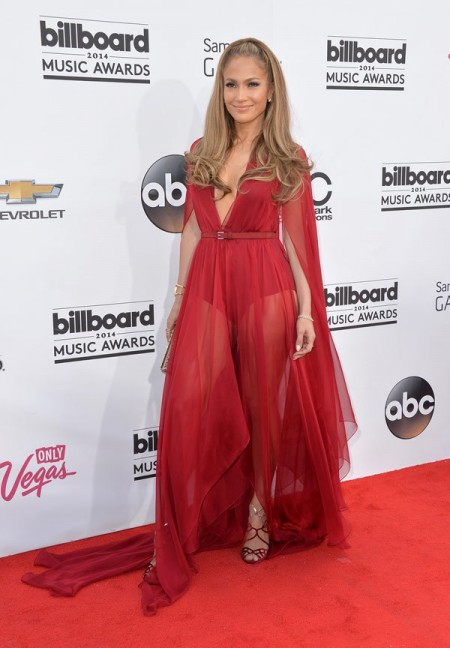 jlo red