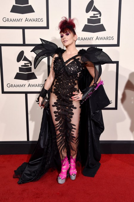 LOS ANGELES, CA - FEBRUARY 15: Recording artist Jacqueline Van Bierk attends The 58th GRAMMY Awards at Staples Center on February 15, 2016 in Los Angeles, California. (Photo by John Shearer/WireImage)