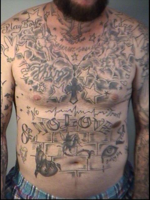 Show No Love Tattoo : tattoo, Miami, Love', Tattoo, Calls, Drama,, Arrested