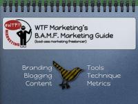 No nonsense business marketing.