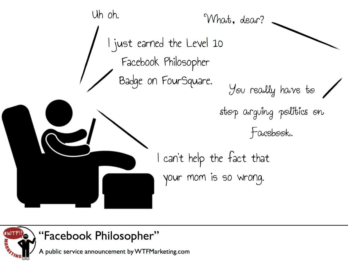 Facebook Philosopher
