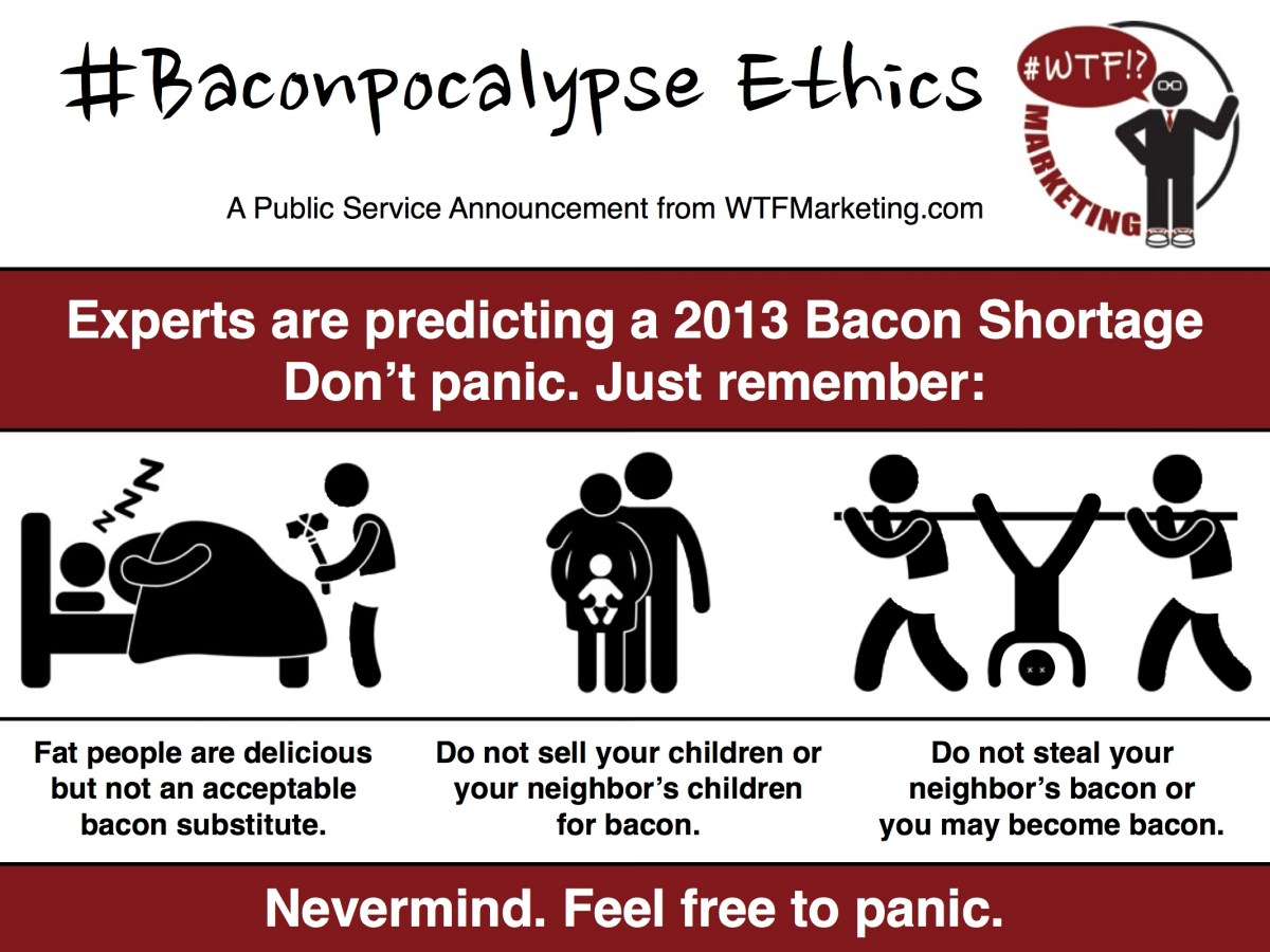 Baconpocalypse